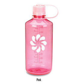 Nalgene 1L Narrow Mouth Bottles Pink (2029)